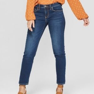 Universal Thread skinny crop Jeans